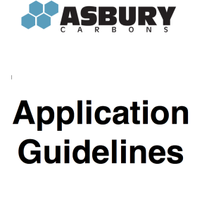 Asbury Application Guidelines